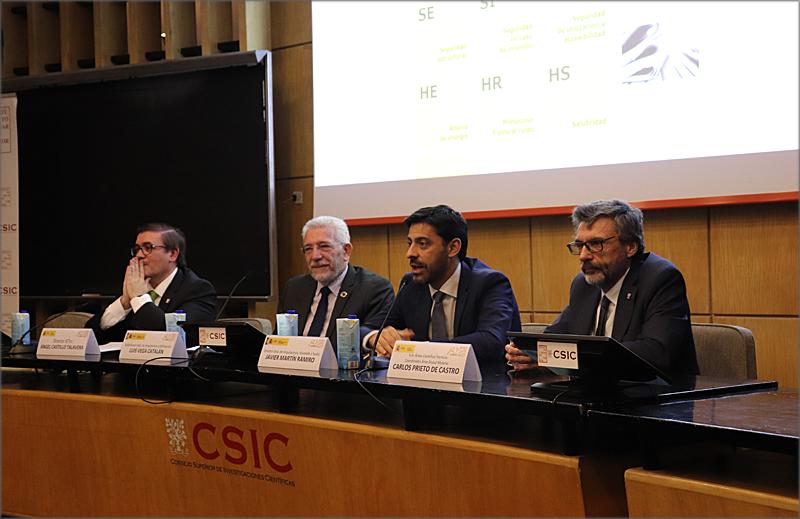 Javier Martín señaló que en un futuro próximo temas como economía circular o gestión del agua serán introducidos en el CTE.