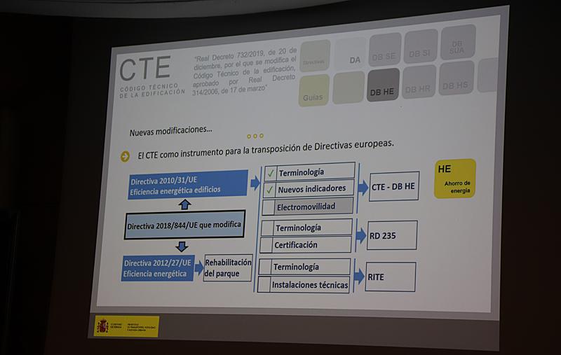diapositiva del CTE