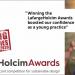 Los Premios LafargeHolcim lanzan el último llamamiento para presentar proyectos de diseño sostenible