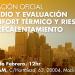 Madrid acogerá la presentación de un estudio sobre confort térmico y riesgo de sobrecalentamiento en EECN