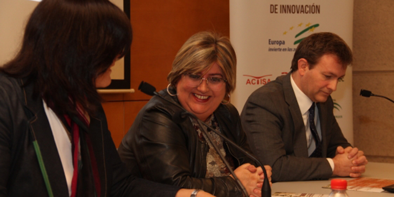 diputada de Empleo y Desarrollo Sostenible, Ana Muñoz.