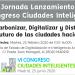 SEDIA acoge la jornada de presentación del VI Congreso Ciudades Inteligentes el 25 de febrero en Madrid