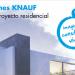 Soluciones Knauf para proyectos residenciales