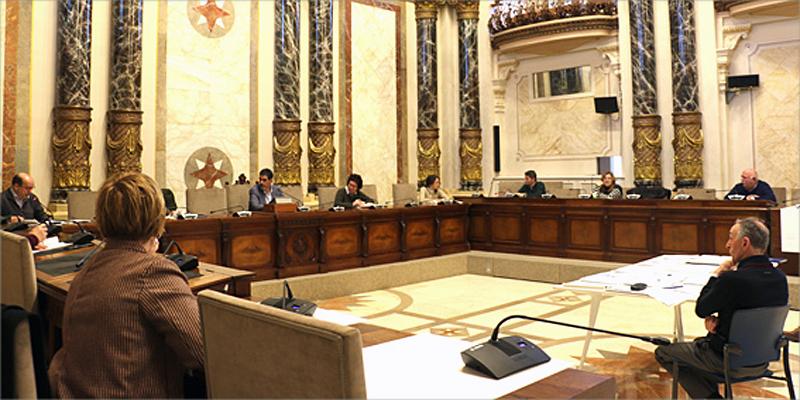 Junta local del Ayuntamiento de Donsostia