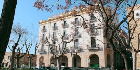Un edificio histórico-artístico de Tarragona se convierte en apartamentos turísticos con medidas pasivas y sostenibles