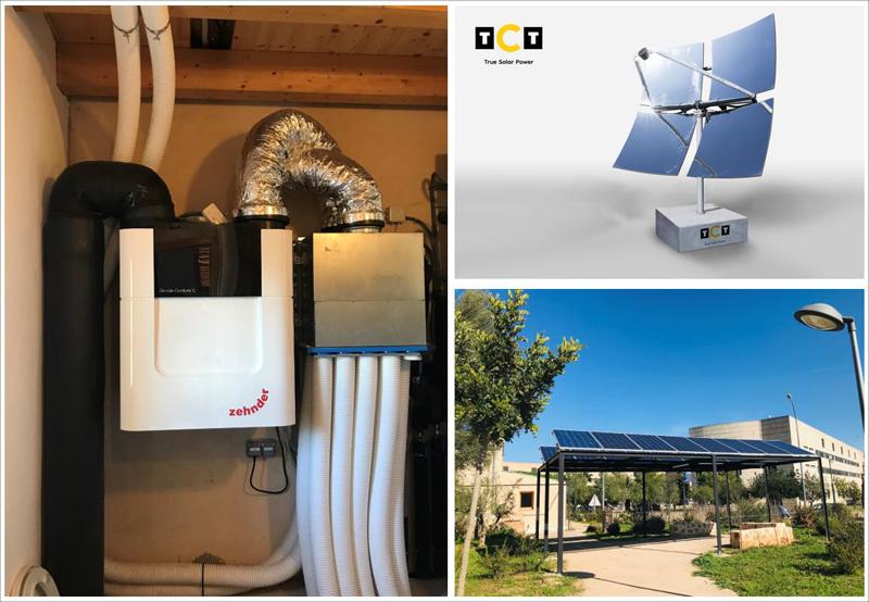 Diseño bioclimático y Eficiencia energética. Imagen: Catalina Garí (SmartUIB) y TCT.