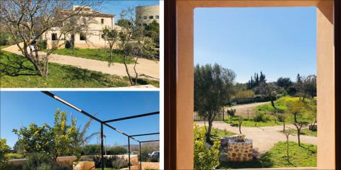 La Universidad de Islas Baleares rehabilita Ca ses Llúcies convirtiéndola en un laboratorio de innovación bioclimático
