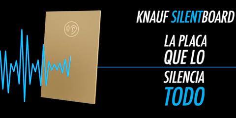 Knauf Silentboard
