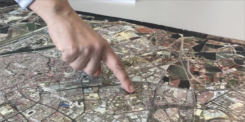 mapa ciudad andalucía