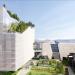 El campus de Human Technopole en Italia albergará un nuevo edificio con cubiertas verdes y energía fotovoltaica