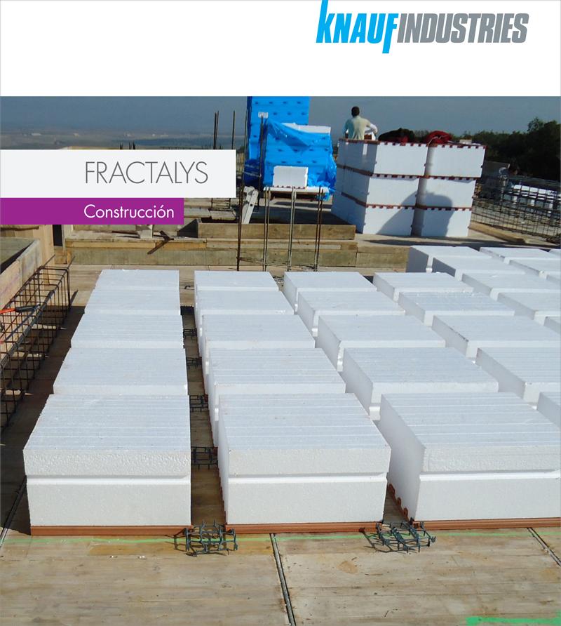 Descubre Fractalys, el nuevo producto de Knauf Industries diseñado especialmente para forjados con alta resistencia al fuego.