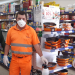 HeidelbergCement colabora en la desinfección de establecimientos en Valdilecha