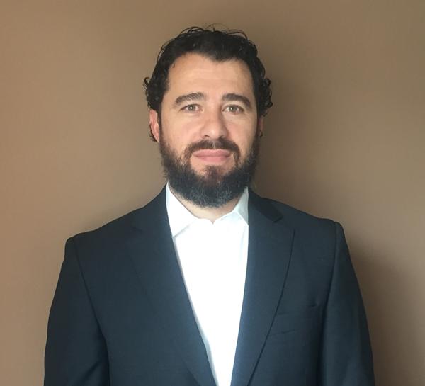 Modesto Gómez, jefe del Canal Distribución, Industrial y Digital de LafargeHolcim.
