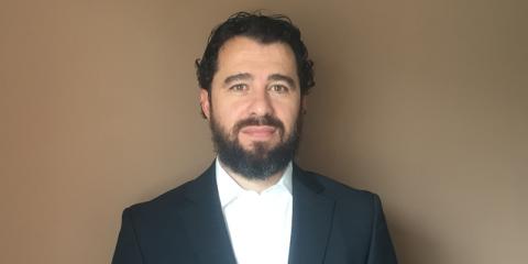 Modesto Gómez, jefe del Canal Distribución, Industrial y Digital de LafargeHolcim