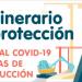 Patronal y sindicatos publican una guía con medidas preventivas ante el coronavirus en las obras de construcción