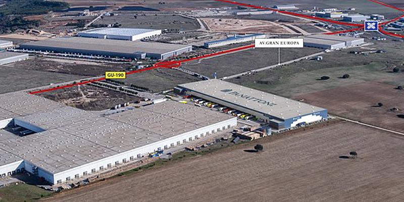 Panattoni desarrollará este parque industrial de 28.400 m2 en Torija, Guadalajara.