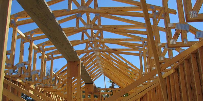 : construcción de un edificio sostenible con madera