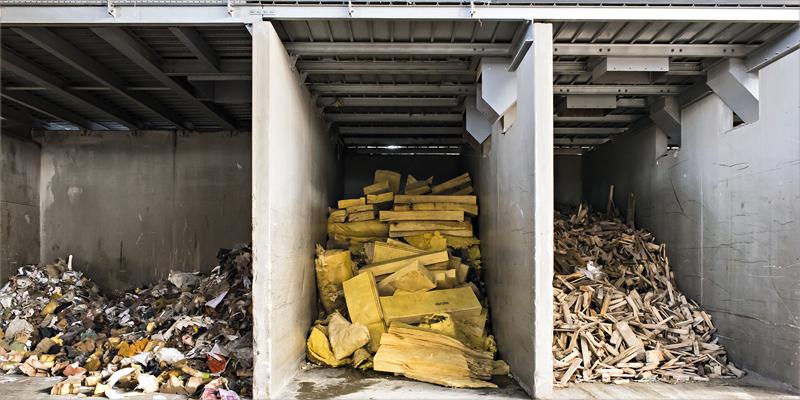 reciclaje de materiales en isover