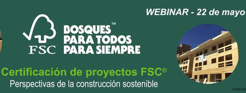 La certificación FSC garantiza a una gestión forestal sostenible, socialmente beneficiosa y económicamente viable.