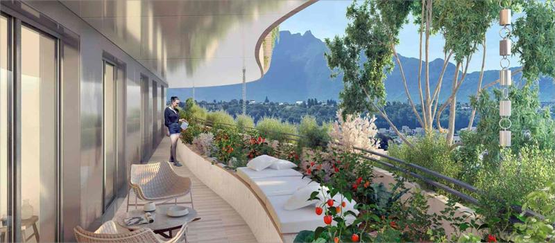 El proyecto pretende fomentar el el interés por una vida más sostenible tanto para habitantes como para visitantes.