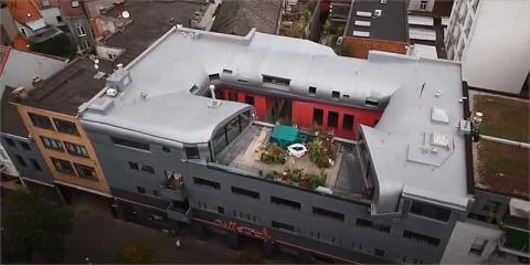 RENOLITALKORPLAN en Villa Tinto Antwerp