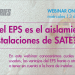 Webinar sobre la instalación y ventajas del uso del EPS en el aislamiento SATE