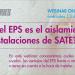 Webinar sobre la instalación y ventajas del uso del EPS en el aislamiento SATE