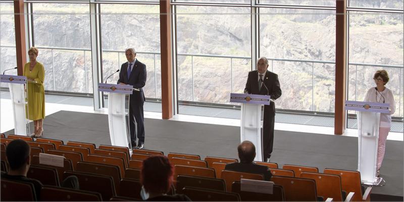 El Gobierno de Euskadi subvencionará proyectos de protección del medioambiente