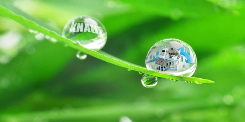 Knauf ofrece al sector de la construcción una completa gama de soluciones para una edificación sostenible y respetuosa con el medio ambiente.