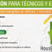 Curso online 'Rehabilitación energética de edificios y viviendas multifamiliares'