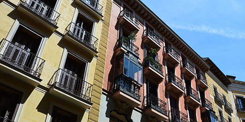 rehabilitación del parque de viviendas de Andalucía