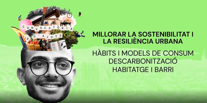 convocatoria de innovación urbana en Barcelona