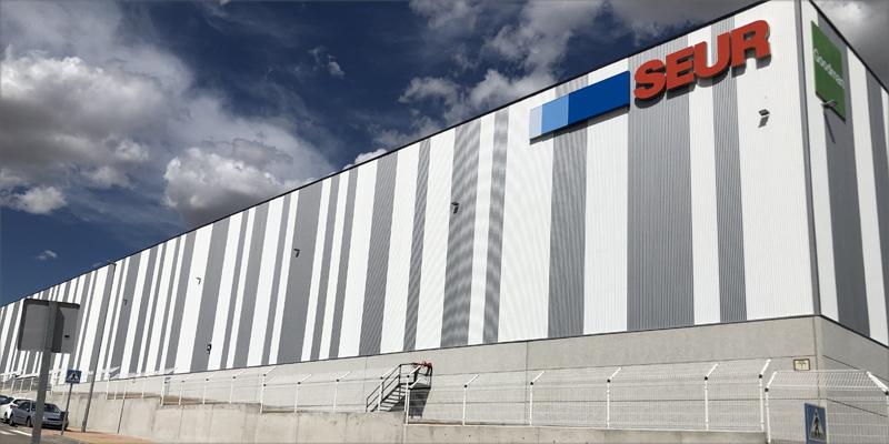 El nuevo centro logístico ya está en operación en Illescas.