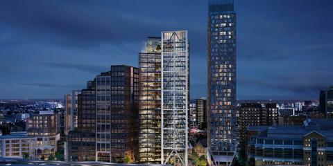 EDGE London Bridge, diseñado para ser el edificio de oficinas más sostenible de Londres