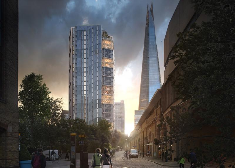 El proyecto tiene como objetivo aportar sostenibilidad al barrio londinense de South Bank.