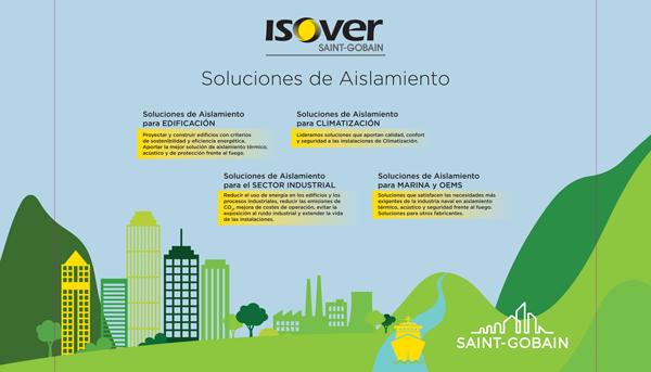 Soluciones de aislamiento de ISOVER.