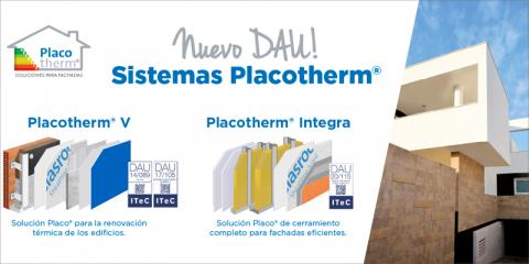 La gama Placotherm de Saint-Gobain Placo obtiene el Documento de Adecuación al Uso