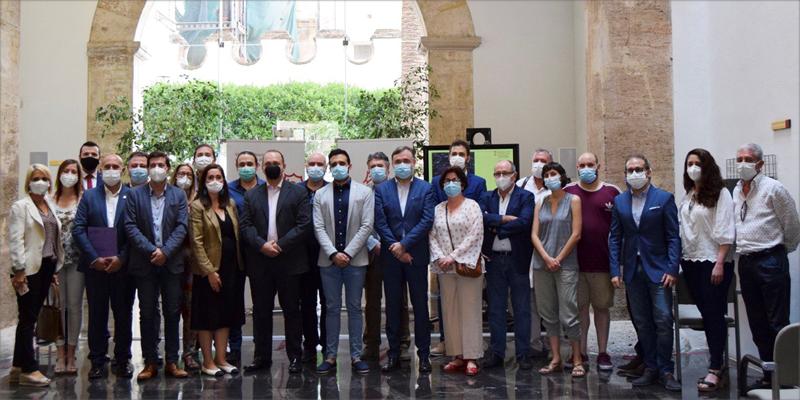 La Consellería de Vivienda y Arquitectura Bioclimática de la Generalitat Valenciana presentó el programa 'Reconstruïm Pobles'