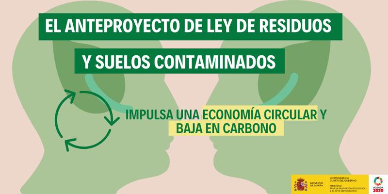 anteproyecto de ley de residuos y suelos contaminantes