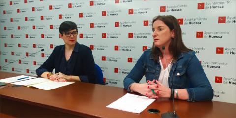 Huesca subvencionará actuaciones de renovación y rehabilitación de viviendas