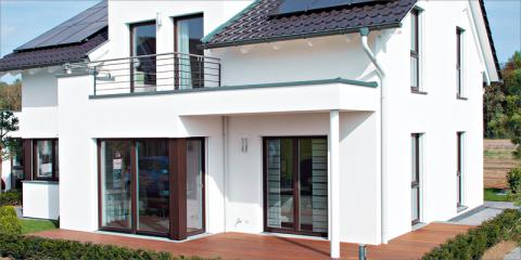 Nuevo sistema de cerramientos de alta eficiencia energética Kömmerling76 AD Xtrem
