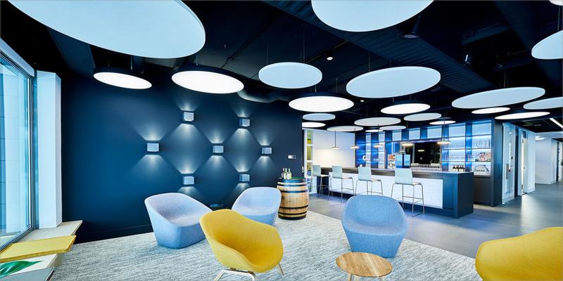 Trilux Light Campus Amersfoort es un lugar para inspirarse, reunirse y compartir conocimientos.