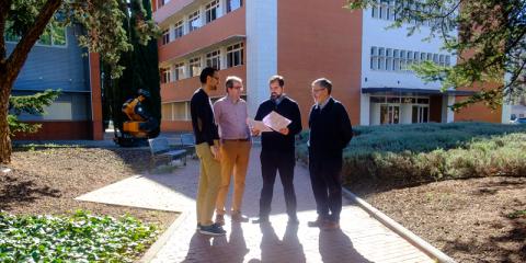 La Universidad de La Rioja realiza un estudio sobre la normativa de ECCN