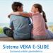 Sistema E-SLIDE de VEKA
