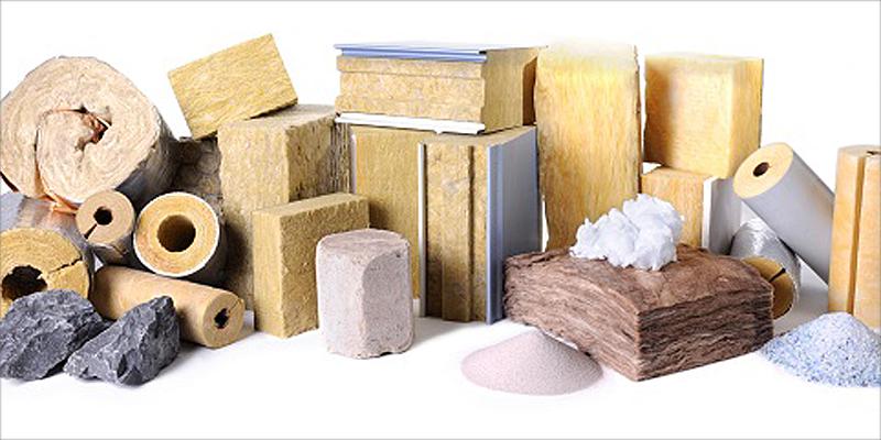 lanas minerales aislantes