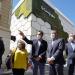 El jardín vertical de El Corte Inglés en Valladolid fomentará la sostenibilidad ambiental
