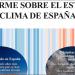 AEMET publica un informe que refleja la aceleración del calentamiento climático global
