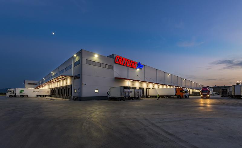 Las nuevas instalaciones logísticas de Grupo Carreras en Masquefa (Barcelona) se construyeron mediante la metodología 'lean construction'.
