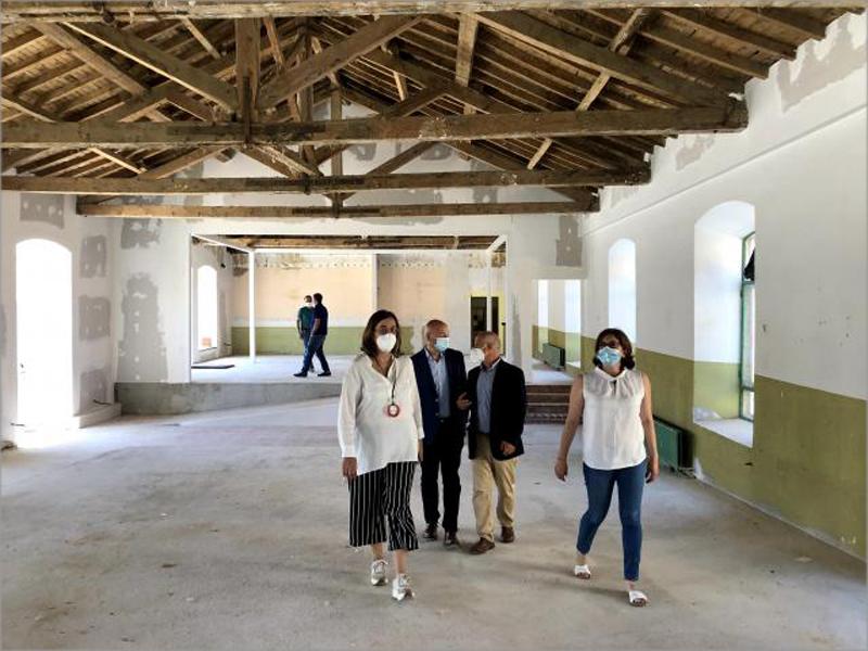 El objetivo de la Diputación de Palencia es incentivar la realización de pequeñas obras de acondicionamiento de instalaciones públicas.