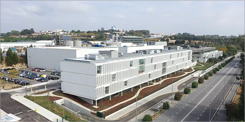 edificio ecoeficiente en portugal de sonae
